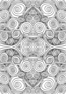 Abstract Design Vector Background