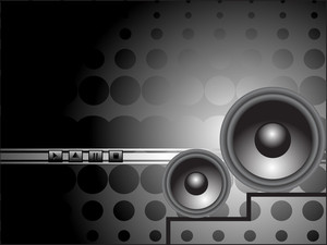 Abstract Disco Background Series6 Design20