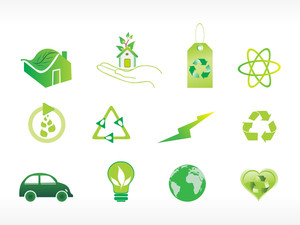 Abstract Ecology Series Icon Set_1