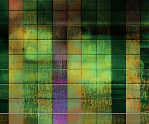 Abstract Future Science Background Texture