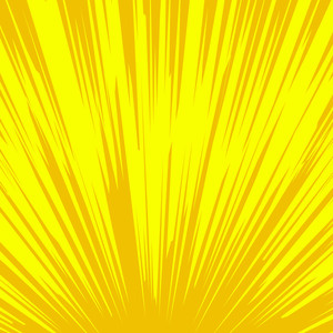 Abstract Graphic Sunburst Background