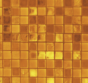 Abstract Grunge Mosaic Tiles Texture