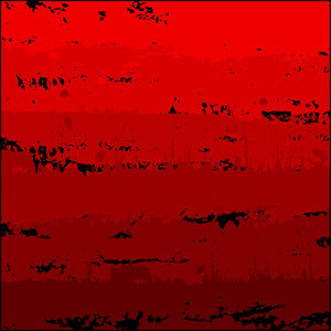 Abstract Grunge Red Texture Backdrop