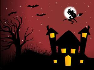 Abstract Halloween Series5 Design10