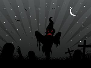 Abstract Halloween Series5 Design11