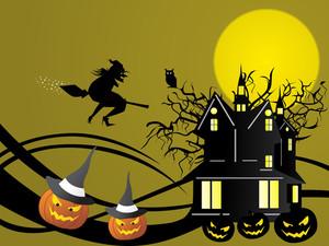 Abstract Halloween Series5 Design28