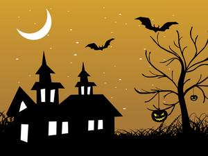Abstract Halloween Series5 Design2