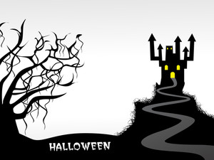 Abstract Halloween Series5 Design36