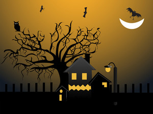 Abstract Halloween Series5 Design48
