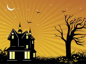 Abstract Halloween Series5 Design4