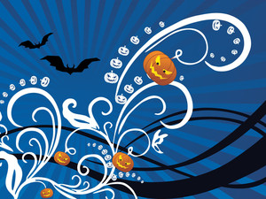Abstract Halloween Series5 Design75
