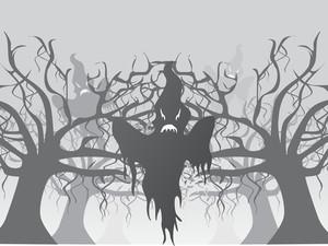 Abstract Halloween Series5 Design86