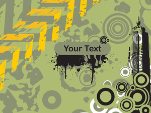 Abstract Illustration Dirty Background