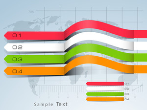 Abstract Infographics Templates