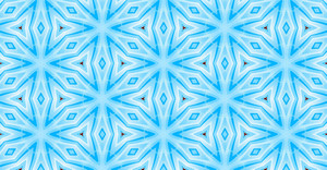 Abstract Kaleidoscope Graphic Pattern