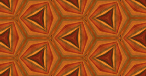 Abstract Kaleidoscope Pattern Graphic