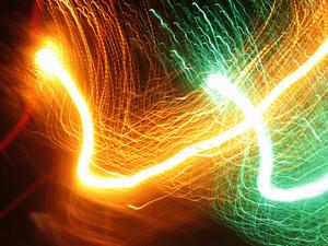 Abstract Light Blurs 14 Texture
