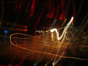 Abstract Light Blurs 30 Texture