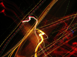 Abstract Light Blurs 31 Texture