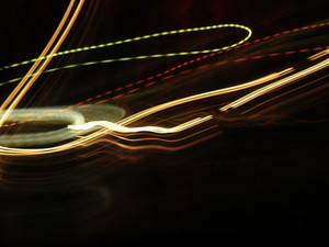 Abstract Light Blurs 9 Texture