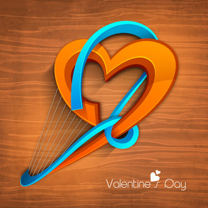Abstract Love Background