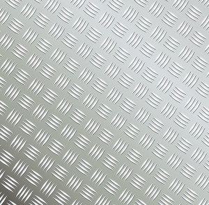 Abstract Metal Sheet Design