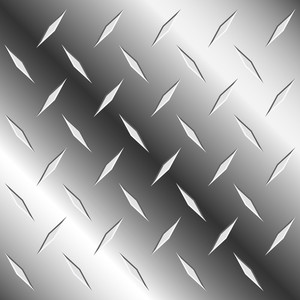 Abstract Metallic Backdrop