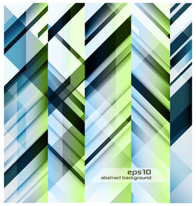 Abstract Modern Background Layout Design With Geometric Shapes
