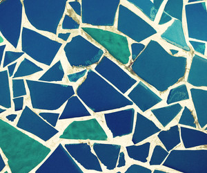 Abstract mosaic grunge background