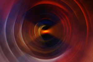 Abstract Motion Ripple Background