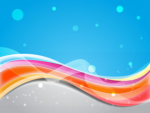 Abstract Motion Waves - Vector Background