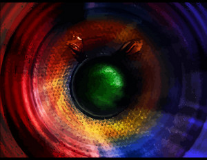 Abstract Music - Speaker Vector