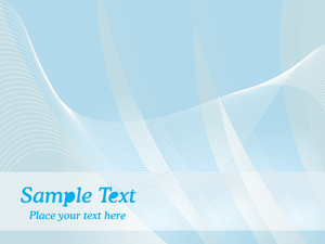 Abstract Net Background With Sample Text