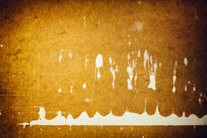 Abstract painted grunge panel board background