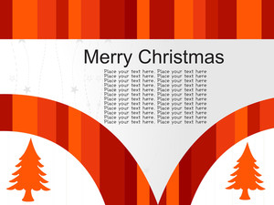 Abstract Pattern Background For Xmas Day