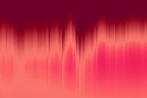 Abstract Pink Blurred Backdrop