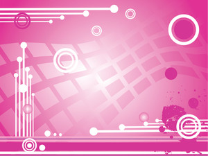 Abstract Pink Grunge Background Illustration