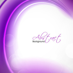 Abstract Pink Wave Background.
