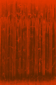 Abstract Red Wooden Texture