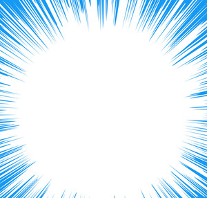 Abstract Rough Sunburst Background