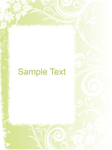 Abstract Sample Text Series Set1