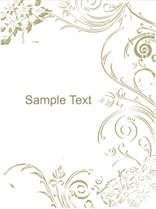 Abstract Sample Text Series Set2