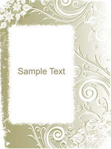 Abstract Sample Text Series Set3