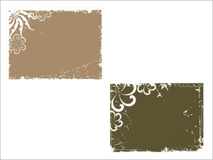 Abstract Set Of Frame