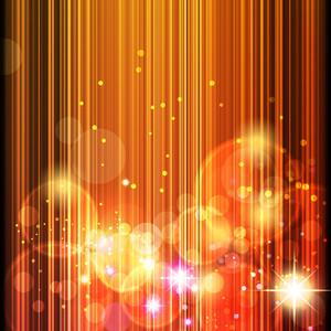 Abstract Shiny Background.
