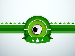Abstract Sports Background.