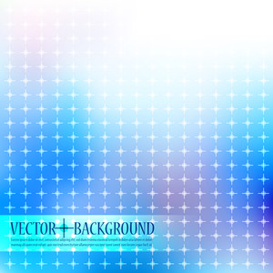 Abstract Vector Blurry Background