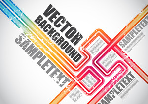 Abstract Vector Layout Design