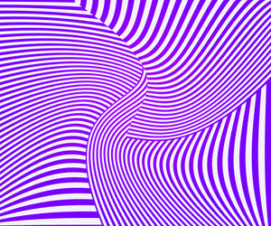 Abstract Violet Lines Background