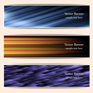 Abstract Web Banners,headers